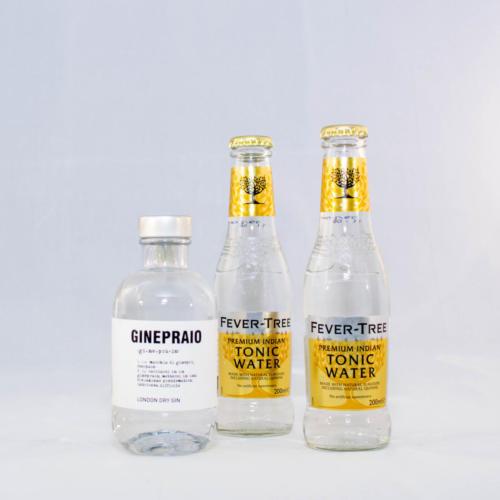 Ginepraio Gin and fever tonic